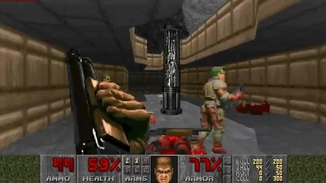 Permalink to Si 'Doom' se te quedó corto, no te preocupes: este motor de inteligencia artificial genera infinitos niveles
