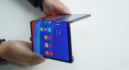 OPPO muestra su mvil plegable a lo Huawei Mate X pero no se pondr a la venta salvo que haya