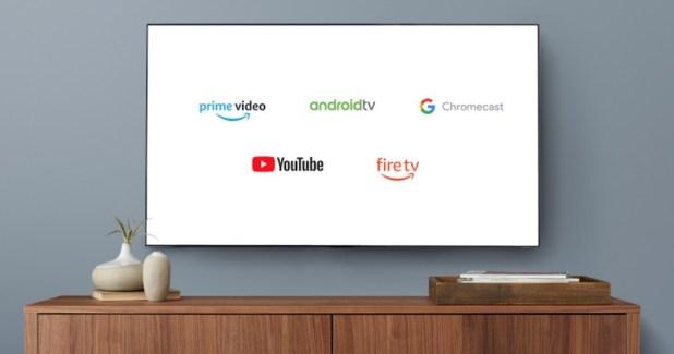 Google y Amazon ponen fin a su particular batalla: Youtube vuelve al Fire TV y Amazon Prime ya está para Chromecast y Android TV