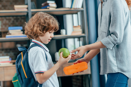 comedor escolar y dieta equilibrada