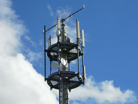 Mobile Sky Range Antenna Tower Mast 1011408 Pxhere Com