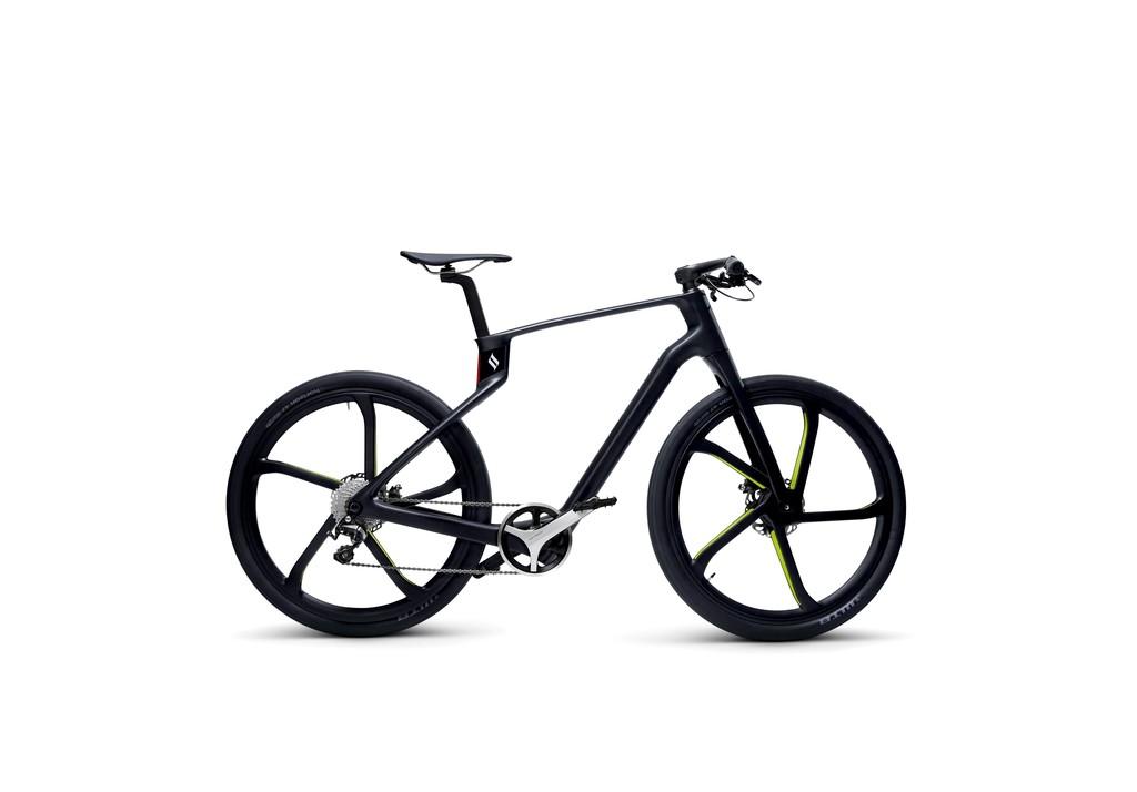 Superstrata Bike Ion, la bicicleta eléctrica impresa en 3D y hecha a medida de cada uno (a cambio de 3,999 dólares)
