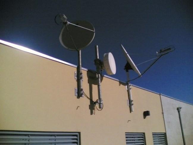 Instalacao De Antenas Por Satelite Bidireccionais