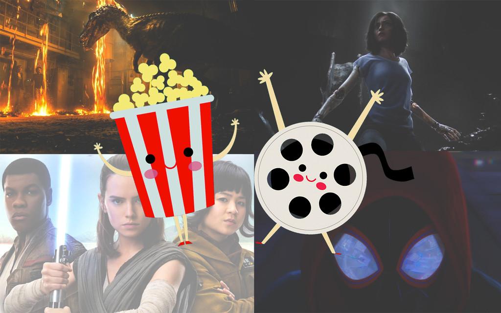 Permalink to Los tráilers de lo mejor que queda para el final de 2017 y que traerá 2018: cíborgs con amnesia, los últimos Jedi y mucho más