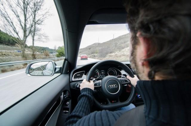 Audi RS5 Foto: Chema Sanmoran. Xataka Foto