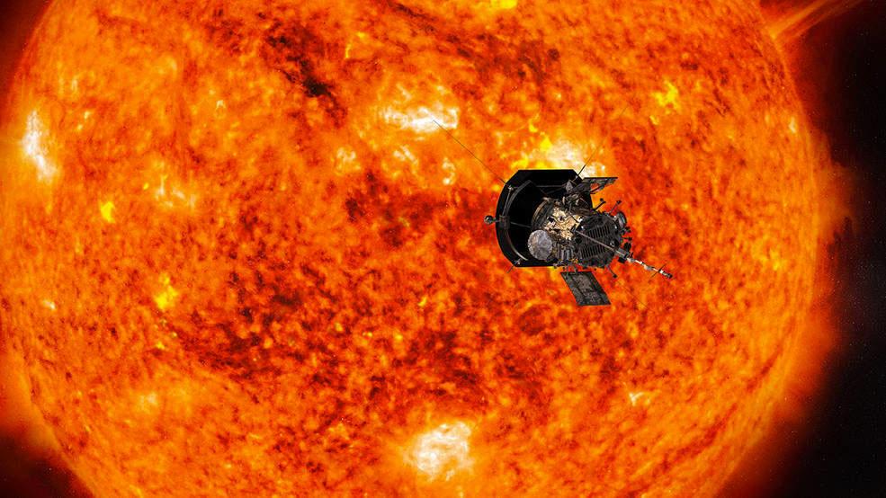 La sonda Parker termina la 1ª etapa de su viaje al Sol batiendo récords y