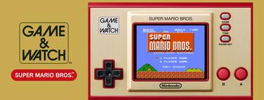 El Game & Watch de 'Super Mario Bros.' estará disponible el 21 de diciembre en México, hay nuevas unidades en preventa