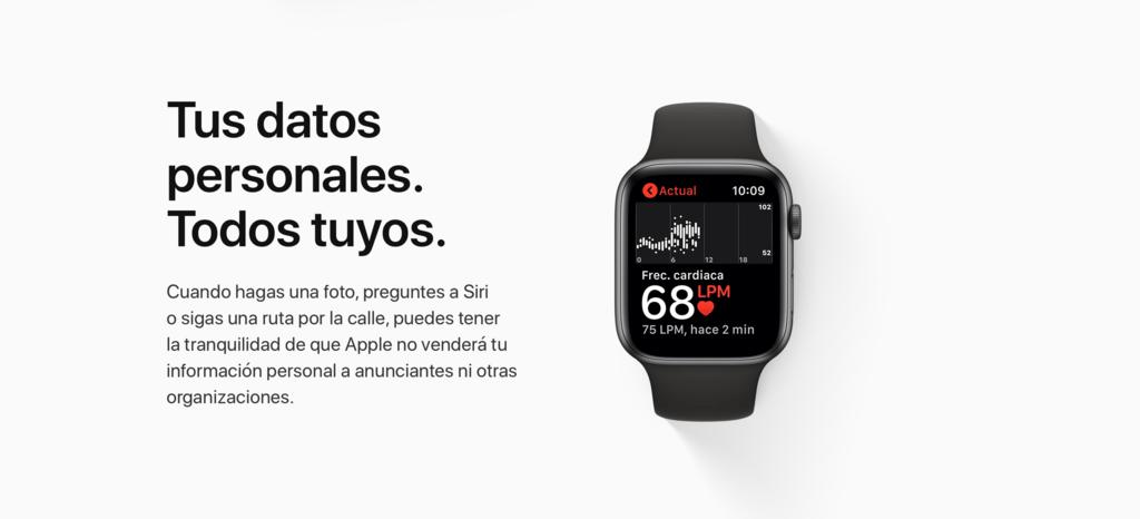 Permalink to Cómo saber los datos que Apple tiene de ti