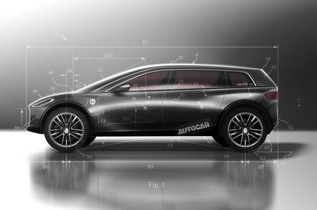Dyson Electric Car 3