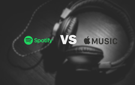 Spotify Apple Music