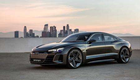 Audi E Tron Gt 5