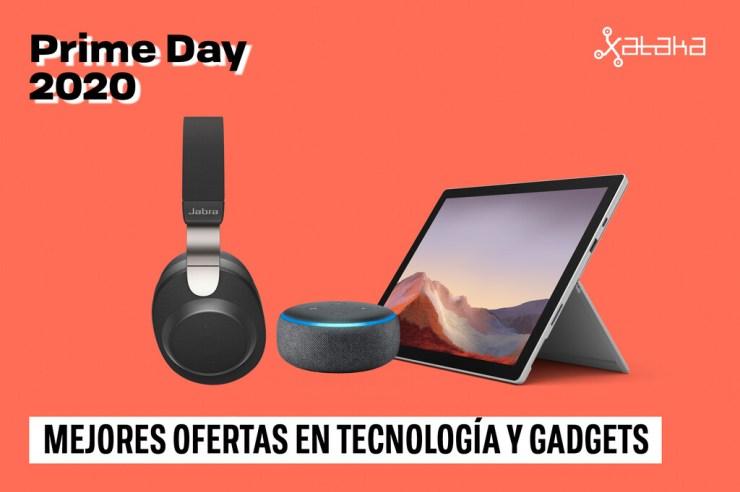 Amazon Prime day: Mejores ofertas del día en tecnología y gadgets