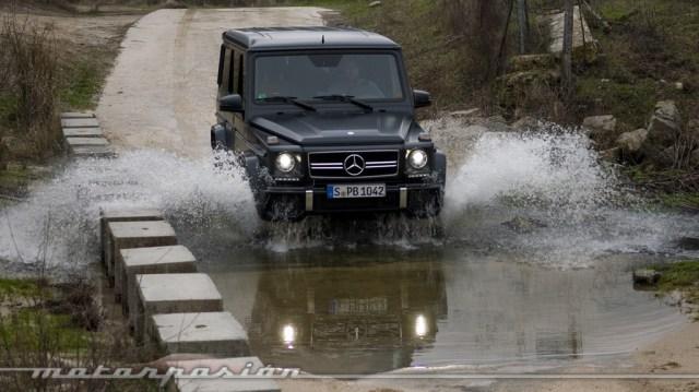 Mercedes-Benz Clase G 63 AMG