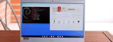 Así es usar Linux en Chrome OS: integración total para una plataforma que gana enteros con el software Open Source