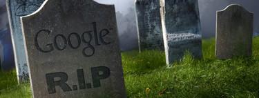 """Los 13 productos del """"cementerio Google"""" que ya no están y que siempre echaremos de menos"""