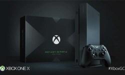 Xbox One X: 499,99 dólares con entregas el 7 de noviembre y hasta edición especial 'Project Scorpio'