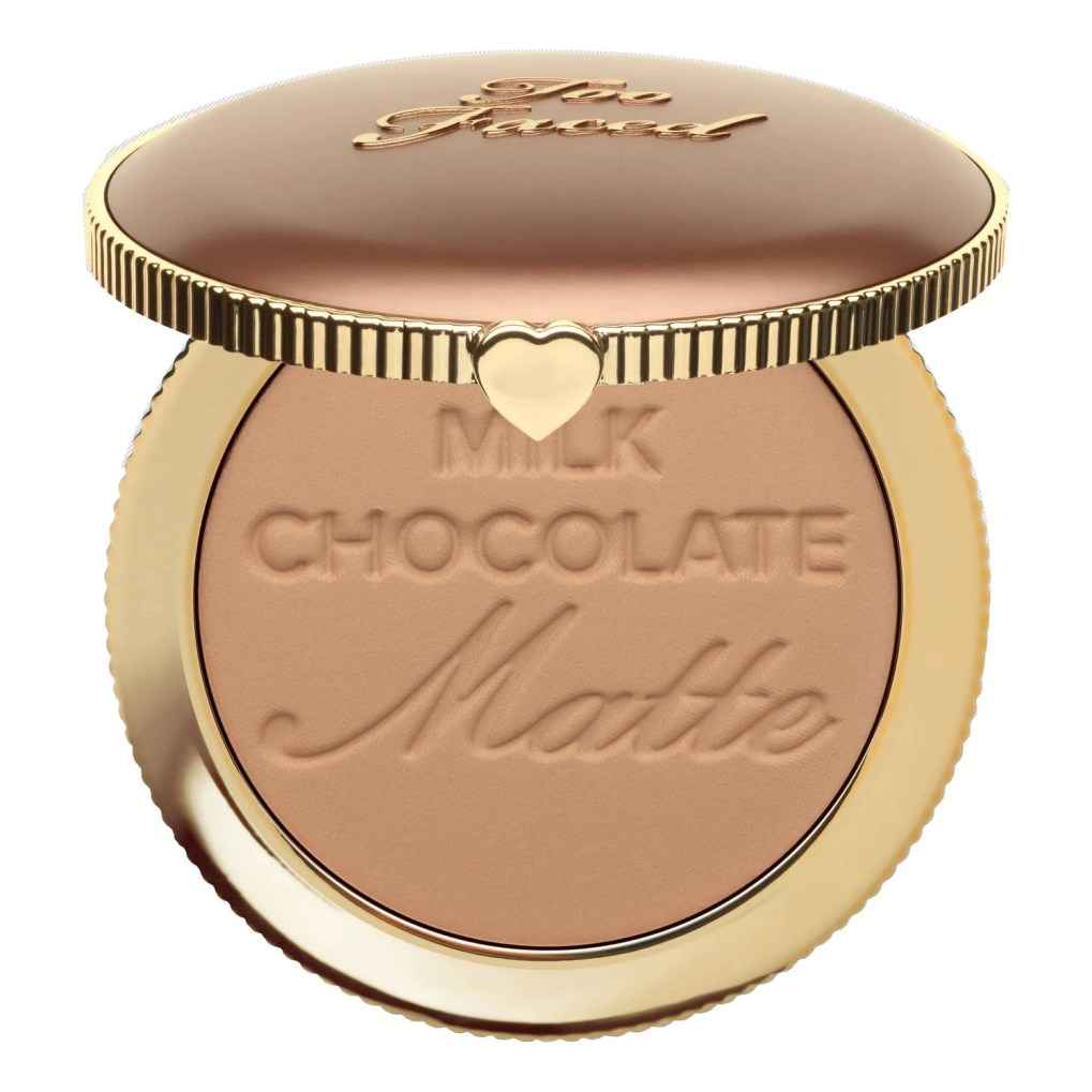 Polvos bronceadores matificantes Milk Chocolate de Too Faced