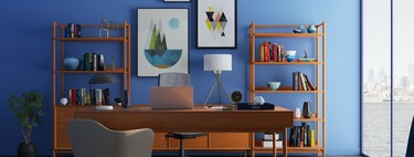 Guía de compra con ideas de decoración para montarte tu despacho en casa