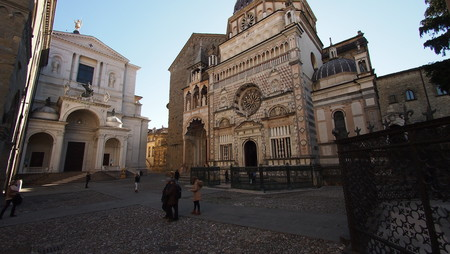 Piazza Duomo Bérgamo