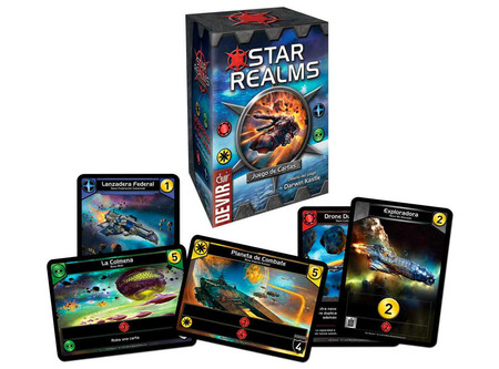 Star Realms Componentes