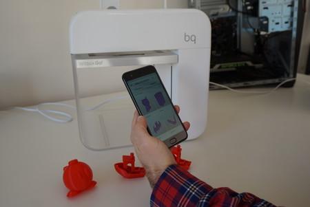 Impresora BQ Witbox go análisis