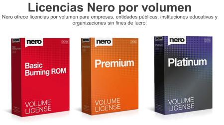 Licencias Nero
