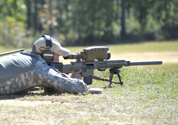 Permalink to El nuevo rifle del ejército de EE.UU.convertirá a cualquiera en francotirador de élite