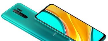 Redmi 9: la nueva gama baja de Xiaomi tiene corazón MediaTek, cuatro cámaras, Android 10 y 5,020 mAh por menos de 200 dólares