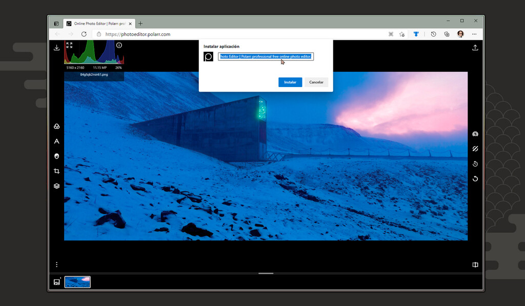 Las aplicaciones web progresivas en Chrome y Edge se podrán vincular a todo tipo de archivos, igual que una app nativa