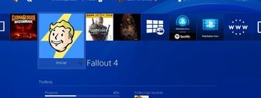 Cómo eliminar juegos o programas de tu PlayStation® cuatro para liberar espacio