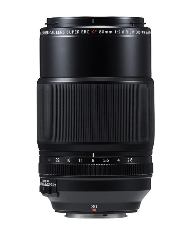 Fujinon Xf80mmf2 8macro