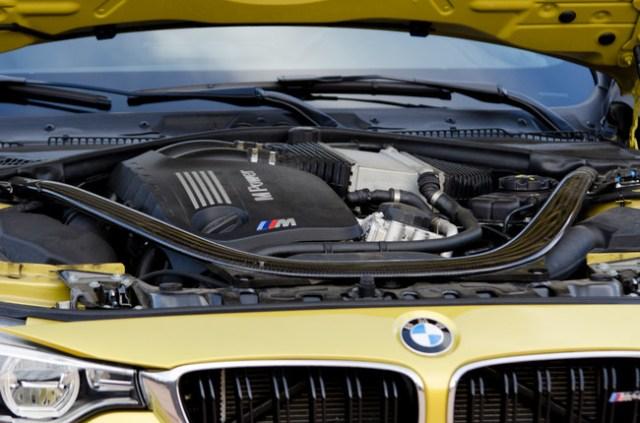 Motor BMW M4. Foto: Chema Sanmoran