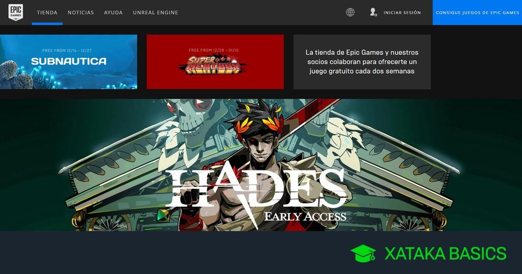 Permalink to Epic Games Store: qué es, qué la diferencia y cómo registrarte para obtener sus juegos gratis
