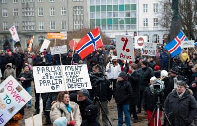 Islandia Referendum