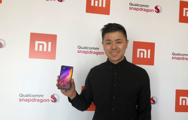 Donovan Sung, portavoz de Xiaomi℗ Global
