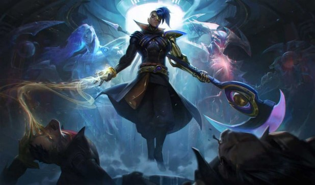 Riot Games tiene un plan para balancear League of Legends