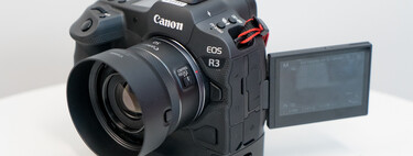 Canon EOS R3, contact with the desired mirrorless for sports and action professionals