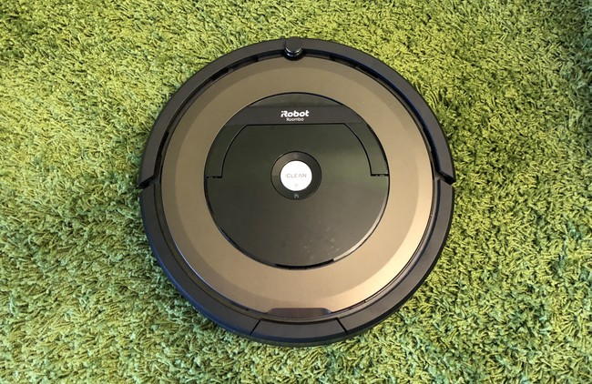Roomba 896 Frontal
