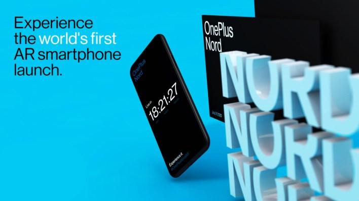 El OnePlus Nord ya tiene fecha de presentación oficial: la firma nos cita el 21 de julio para un evento en realidad aumentada
