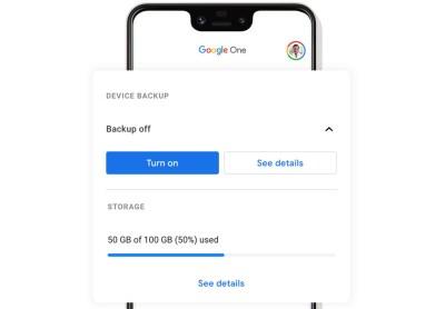 Google One mejora la copia de seguridad de Android: estas son las novedades para sus suscriptores