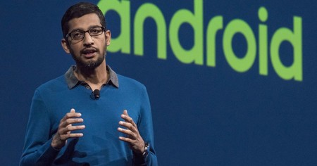 Android Sundar Pichai