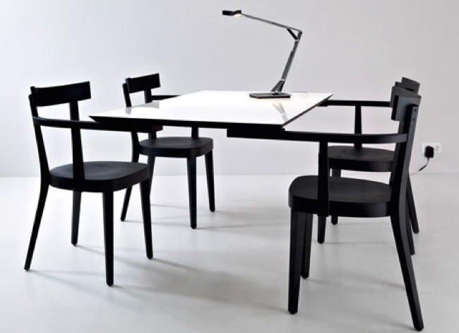 Buena o mala idea Una mesa flotante