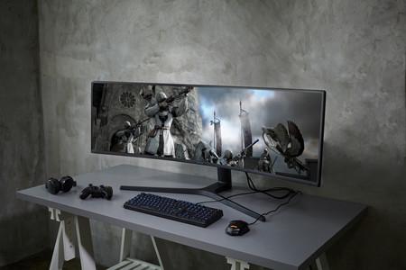 Samsung Monitor 49