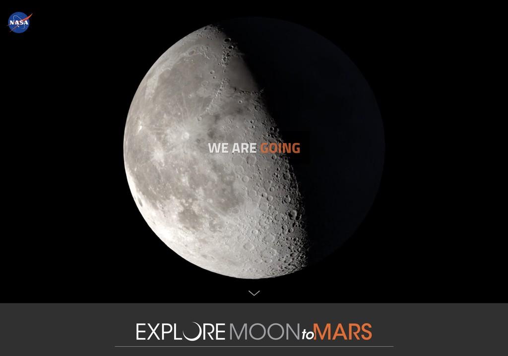 'Artemis': la ambiciosa misión de la NASA que quiere poner a la primera mujer en la superficie de la Luna para 2024