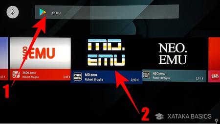Choose Emulator
