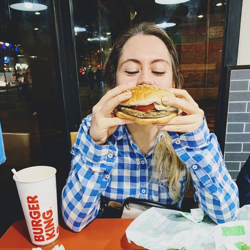 Comparamos la Whopper vegetariana con la de carne y no es mucho más saludable que la Whopper normal
