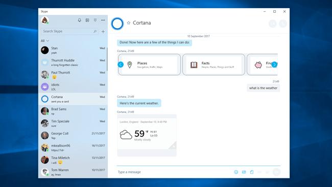 Permalink to Skype para Windows 10 recibe algo de Fluent Design y es otra decepción para la lista