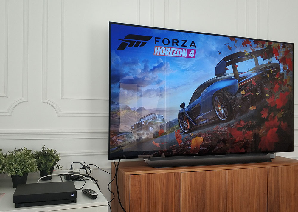 ¿Rendimiento o calidad? La Xbox® One X nos desvela como es jugar a 'Forza Horizon 4' en 1080p60 y 4K30