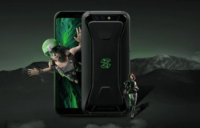 Permalink to Xiaomi ya tiene su smartphone para gamers, se llama Black Shark y cuenta con pantalla de 120 Hz