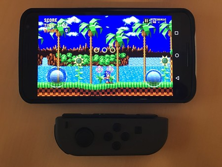 Switch Joy Con Android